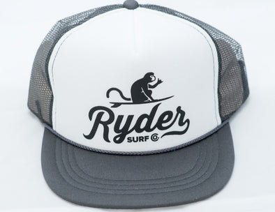 RYDER TRUCKER GREY