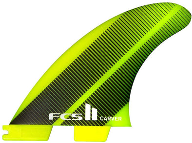 FCS CARVER NEO GLASS GRADIANT TR-QUAD FIN SET