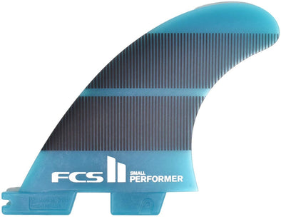 FCS FCS II PERFORMER NEO GLASS TRI-FIN SET