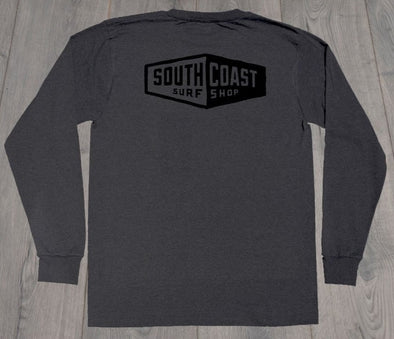 BLOCK LONG SLEEVE