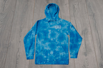 BOUTIQUE TIEDYE HOODIE