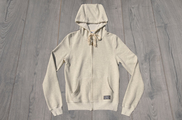 DREAMER ZIP UP GREY