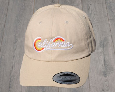 CA DAD HAT STONE