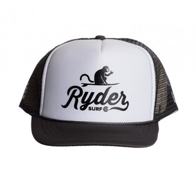 RYDER TRUCKER BLACK