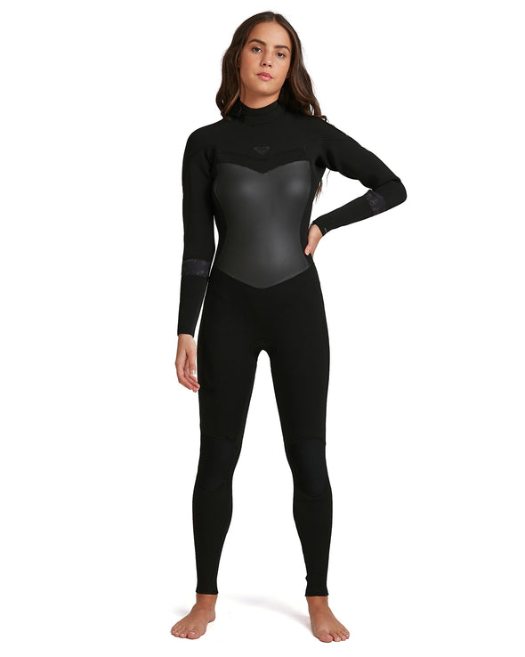 4/3mm Syncro Back Zip Wetsuit