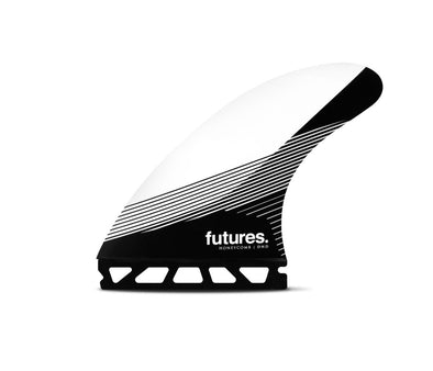 FUTURES DHD HONEYCOMB LARGE THRUSTER SURFBOARD FINS