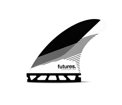 FUTURES DHD HONEYCOMB MEDIUM THRUSTER SURFBOARD FINS