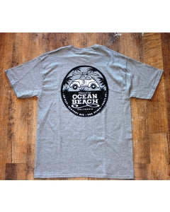 HANA BUG TEE GRAY