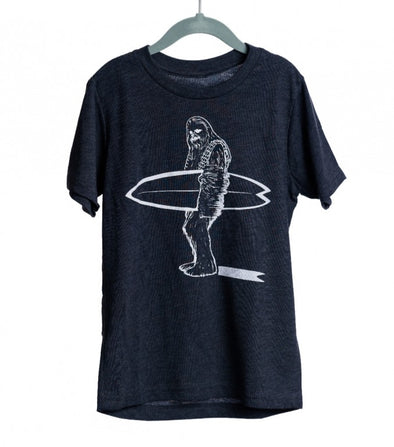 RYDER CHEWBACCA TEE NAVY