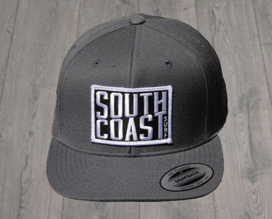 CAMPER PATCH TRUCKER GREY