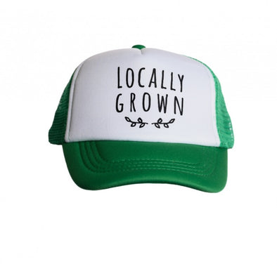 RYDER LOCALLY GROWN HAT