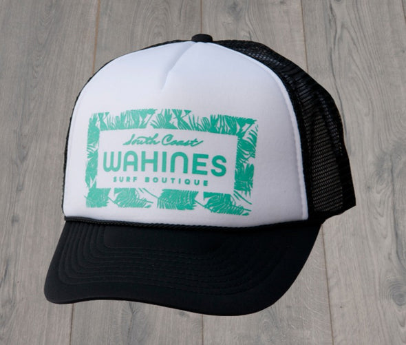 SOUTH COAST WAHINES BOUTIQUE MESH TRUCKER HAT