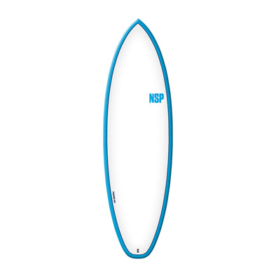 "NSP ELEMENTS TINDER-D8 6'0"" SURFBOARD"