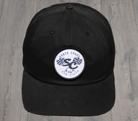 RAT ROD DAD HAT BLACK