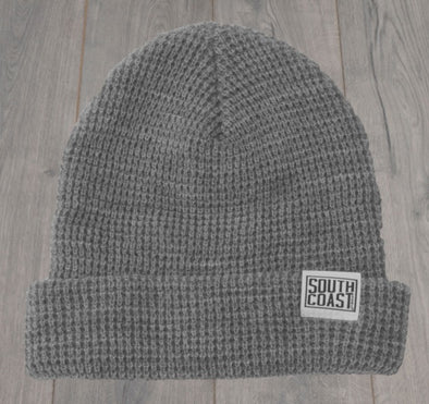 SOUTH COAST ADULTS CAMPER BEANIE GREY