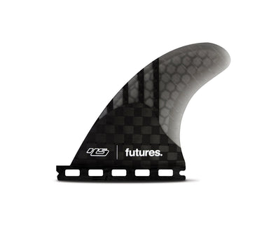 FUTURES HS QUAD SPLAYED SURFBOARD FINS