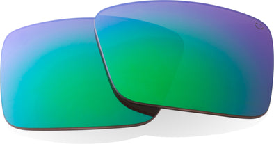 Cyrus Replacement Lenses - Happy Bronze Polar W/green Spectra