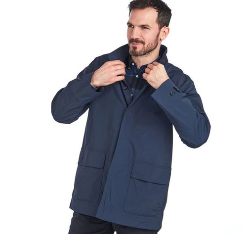 Barbour Ark Casual Navy