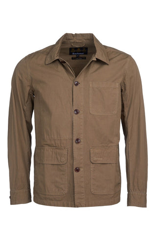 Barbour Quenton Casual Sand