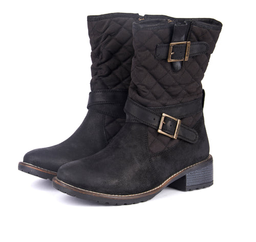 Barbour Barnes Black W
