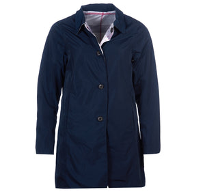 Barbour Babbity Jacket Navy/Fa