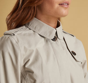 Barbour Quarry Jacket Mist