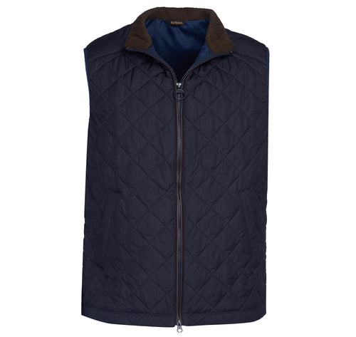 Barbour Gillmark Gilet Navy