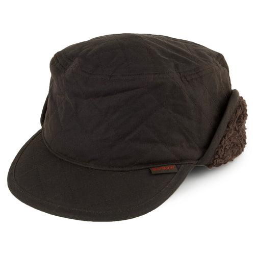 Barbour stanhope hunting cap
