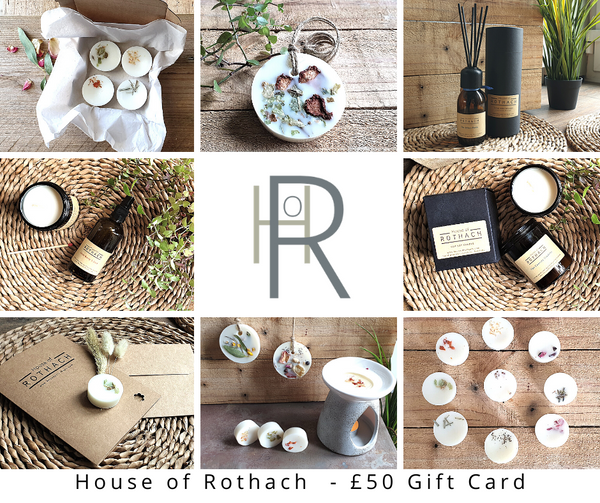 House of Rothach Gift Card