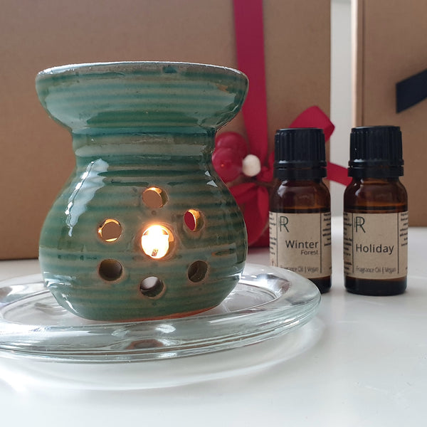 Mini Ceramic Oil Burner