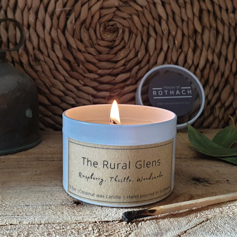 The Rambler / 3.5oz Candle / VEGAN