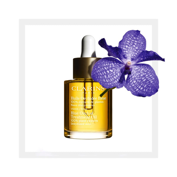Blue Orchid Face Treatment Oil - Dehydrated skin 30ML