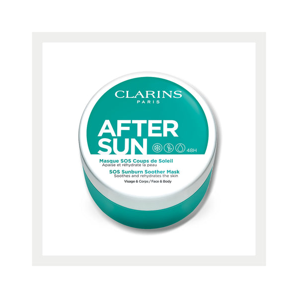 After Sun SOS Sunburn Soother Mask 100ML