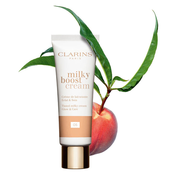 Clarins, Milky Boost Cream 02
