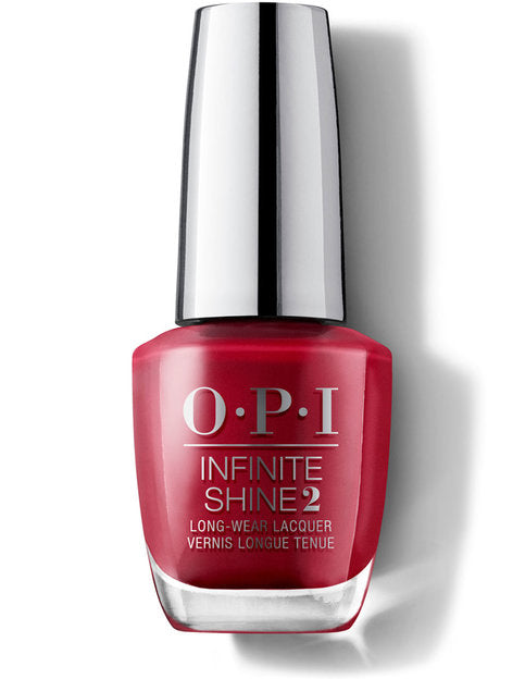 INFINITE SHINE OPI Red