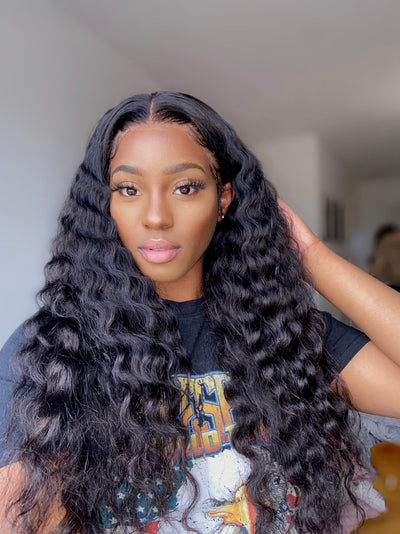 Bella Loose Wave Frontal Wig