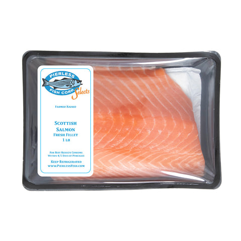 Salmon Scottish