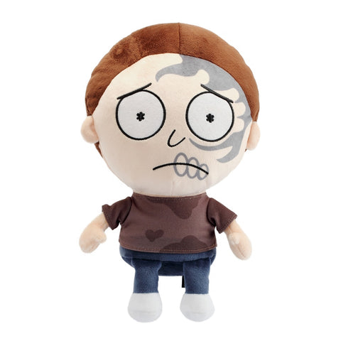 Rick and Morty: Street Loco Morty Plush