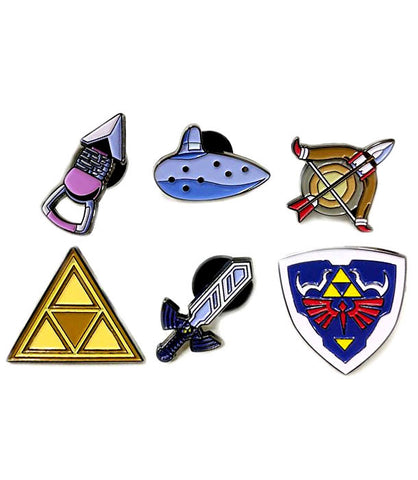 Hero Pin Set