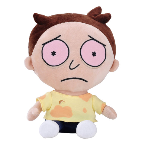 Rick and Morty: Scruff Morty Plush
