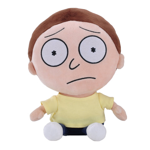 Rick and Morty: Spooky Morty Plush