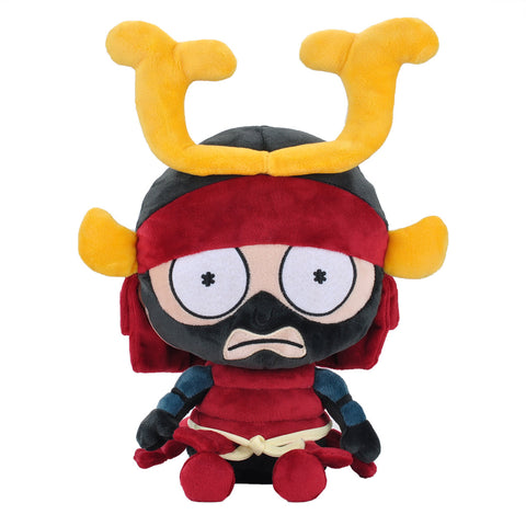 Rick and Morty: Samurai Morty Plush