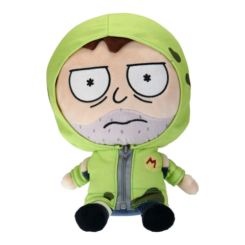 Rick and Morty: Survivalist Morty Plush