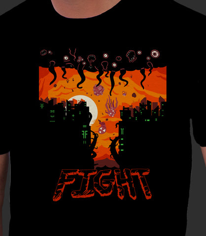 A Robot Named Fight! Shirt