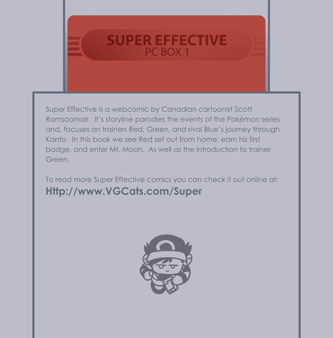 Super Effective:PC Box 1 (Paperback)