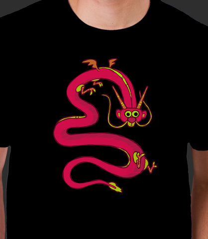 LONG DRAGON TEE