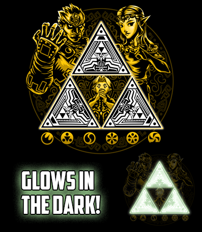 Symbol of Power GLOW IN THE DARK