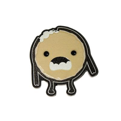 Caramel Scream - The Nombies Acrylic Pin
