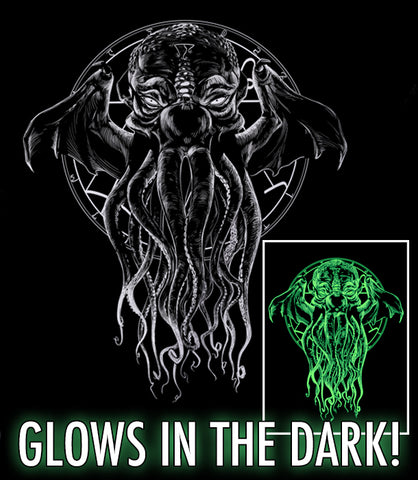 The Call of Cthulhu GLOW IN THE DARK