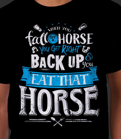 Eat That Horse (Inspirational)